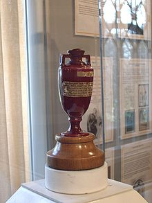 Earn For Ashes >> The Ashes Wikipedia