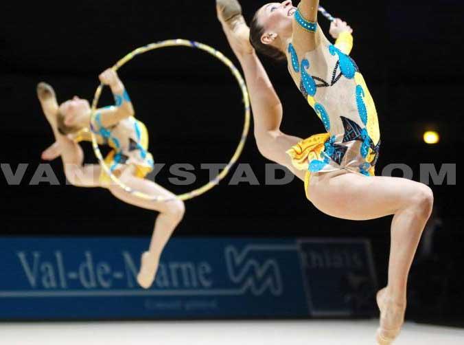 Gymnastique - Tout savoir sur la gymnastique f05f2b29ee3