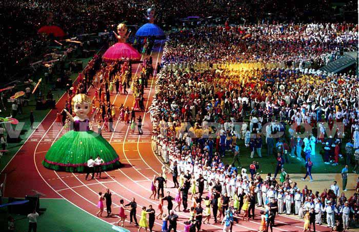 Sportquick jeux olympiques été historique