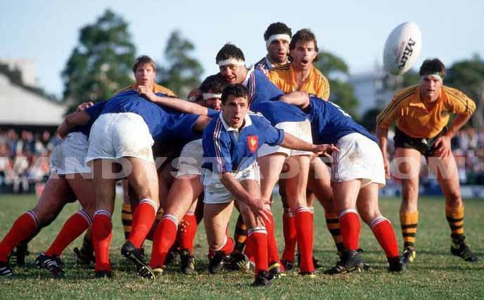 Resultado de imagem para Francesa de Rugby 1980