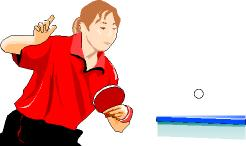 Tennis de table tout savoir sur le tennis de table - Dessin tennis de table ...