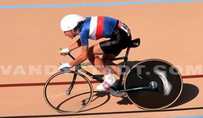 champion olympique cyclisme